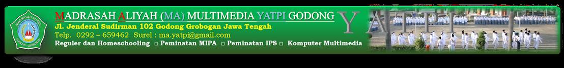 Madrasah Aliyah (MA) YATPI Godong Grobogan
