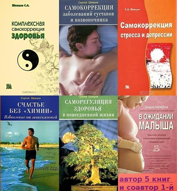 Популярные книги Шевцова Сергея Александровича
