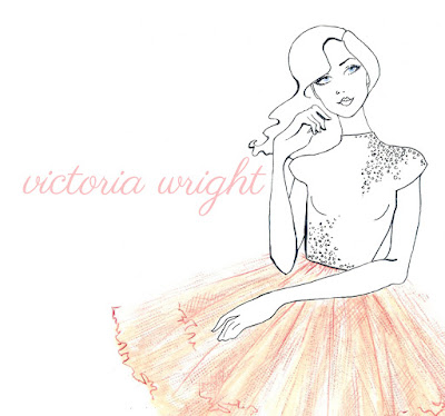 logo for Victoria Wright Designs