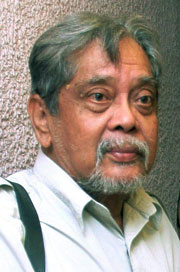 Pak Uda Zami Ismail Meninggal Dunia