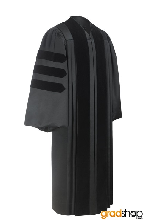 ... also requires you to put on your graduation garbs during graduation