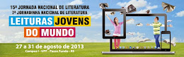15ª Jornada Nacional de Literatura - Passo Fundo/RS