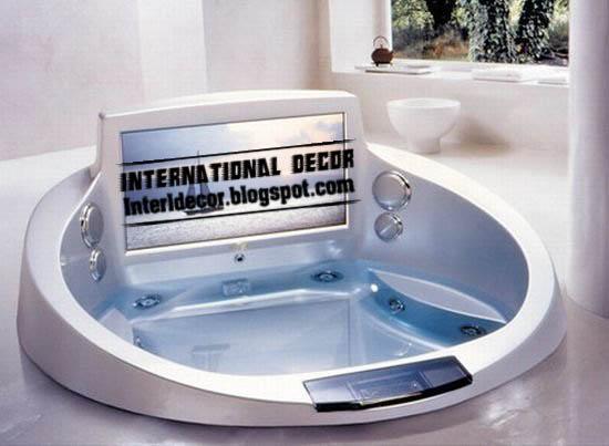 Amazing Jacuzzi Bathtubs Style, Design And Model