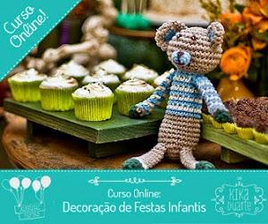 Curso Online de Festa Infantil.