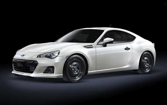 Subaru BRZ RA Racing