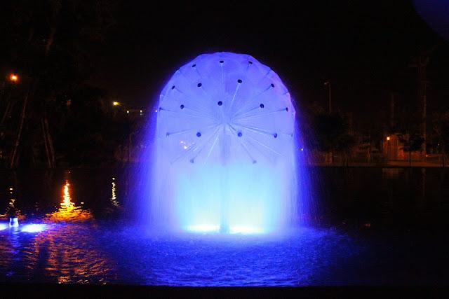thiết bị vòi phun sphere and hemisphere tạo hiệu ứng quả cầu nước