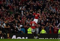 Gol Martial ke Liverpool Benar-Benari Mirip Gol Henry