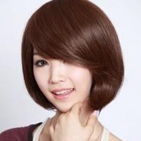 Model Rambut Poni Untuk Wajah Berbentuk Hati