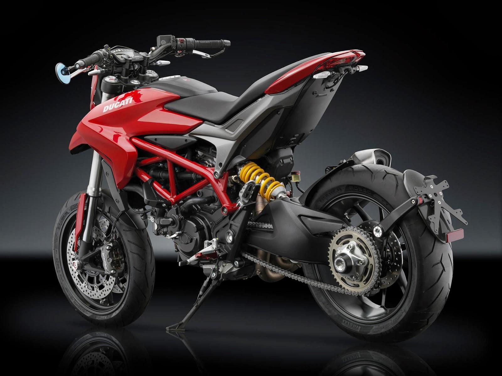 Ducati Monster Side Arm Plate