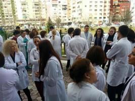 2,500 nurses all over Albania undergo testing Friday and Saturday