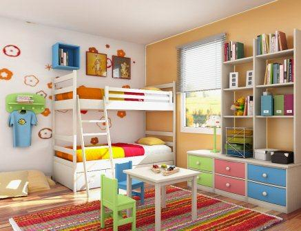 Modern Home Design Ideas by Honoriag: How to Decorate a Child's ...