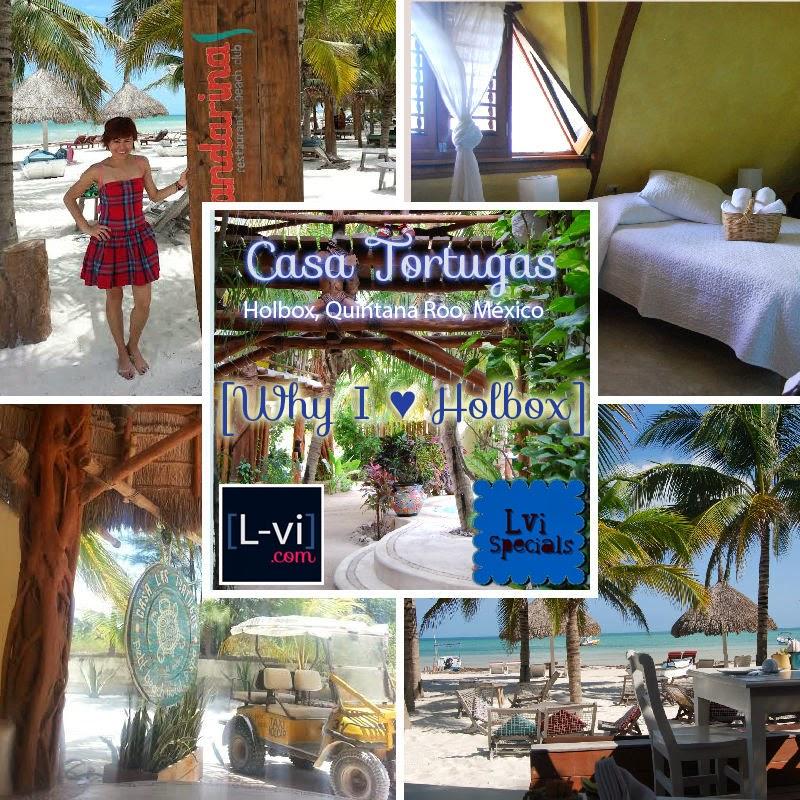 Hotel Casa Tortugas- Why I ♥ Holbox by Lucebona. L-vi.com