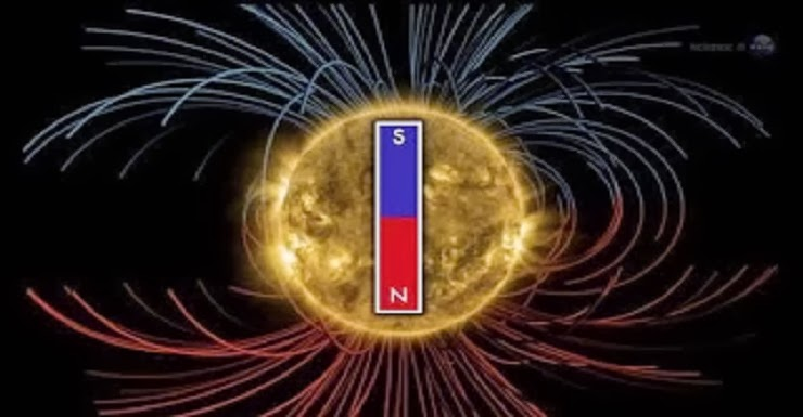 The Sun's Magnetic Field is about to Flip - NASA Science