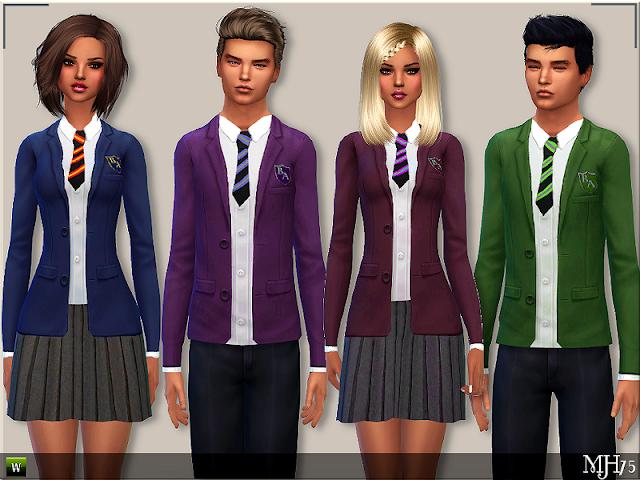 Uniformes para adolescentes y niños Uniform