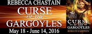 CURSE OF THE GARGOYLES Release Blitz & Giveaway