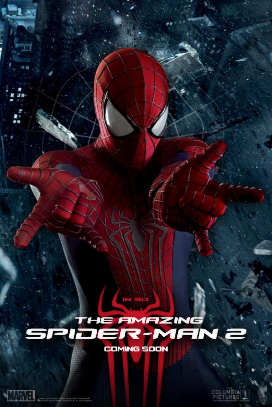 مشاهدة وتحميل فيلم The Amazing Spider-Man 2