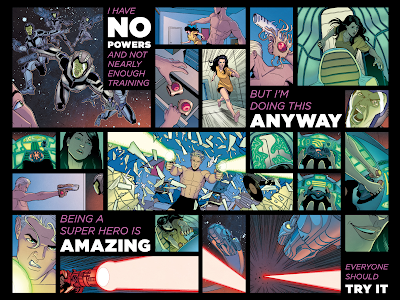 Young Avengers #1 - Noh-Varr - 365 Days of Comics