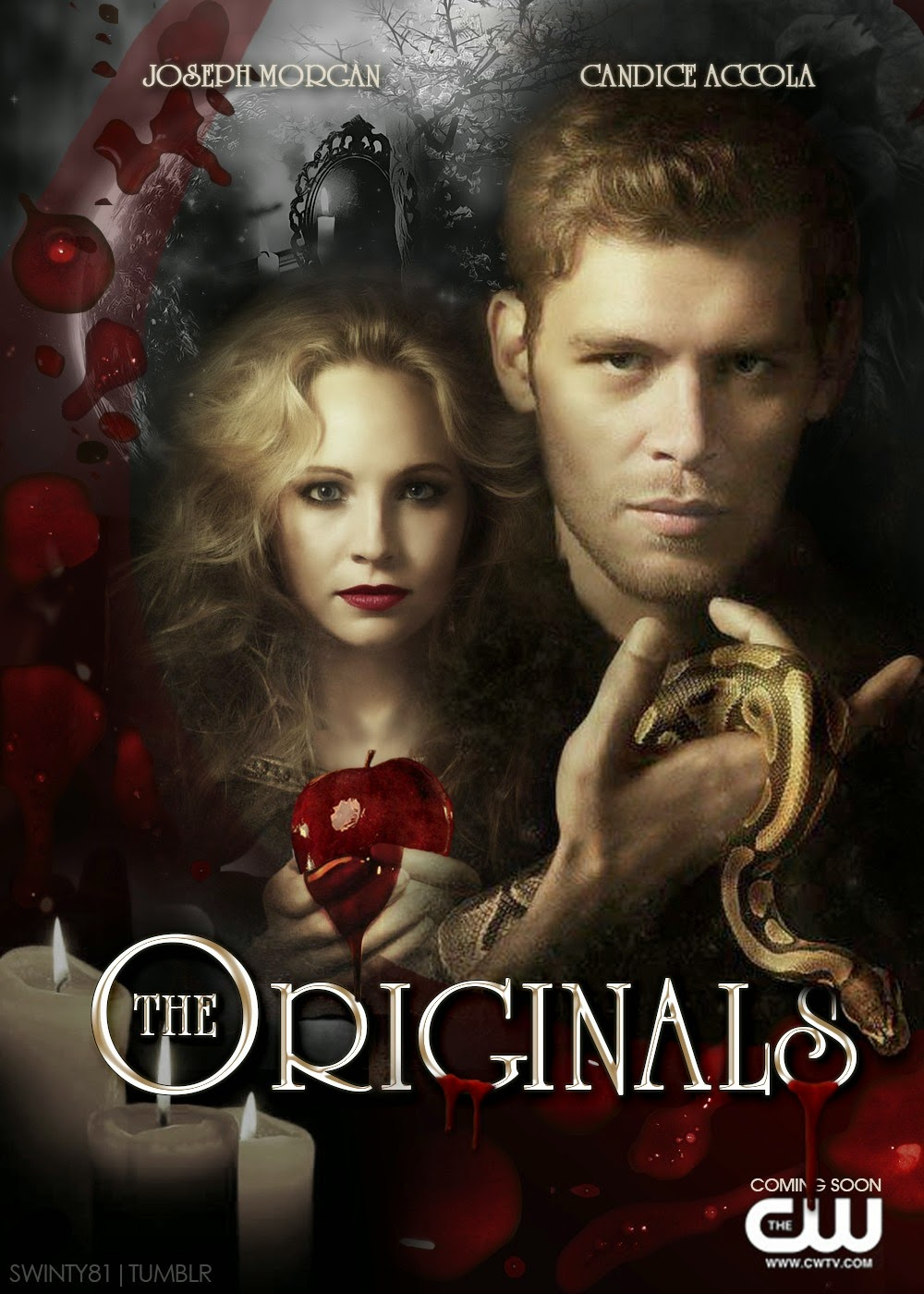 The Originals (2013) Temporada 1 Audio Latino