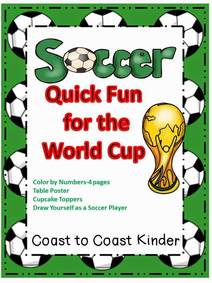 http://www.teacherspayteachers.com/Product/Soccer-Fun-1282203