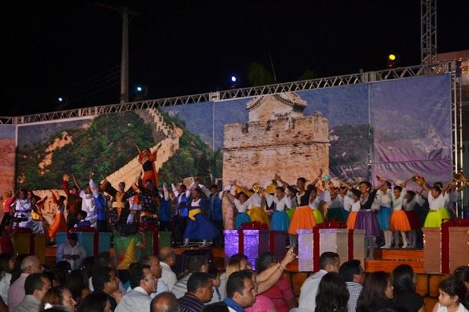Musical religioso encanta milhares em Coari