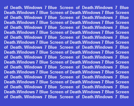 How to Fix the Blue Screen of Death or Stop error Causes, Remedies