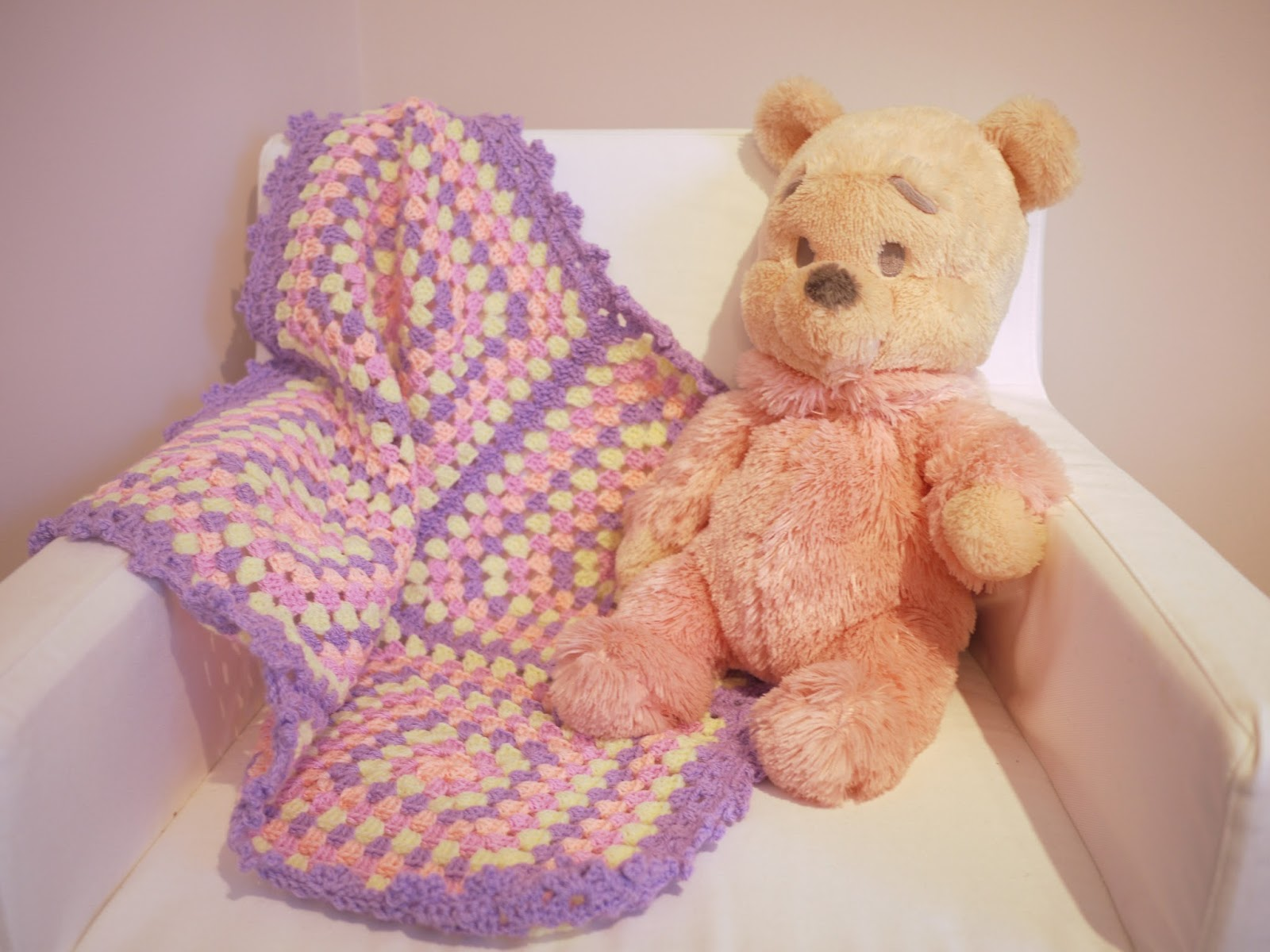Crochet Stitches Bella Coco : Crochet blanket colour scheme inspiration - Bella Coco by Sarah-Jayne