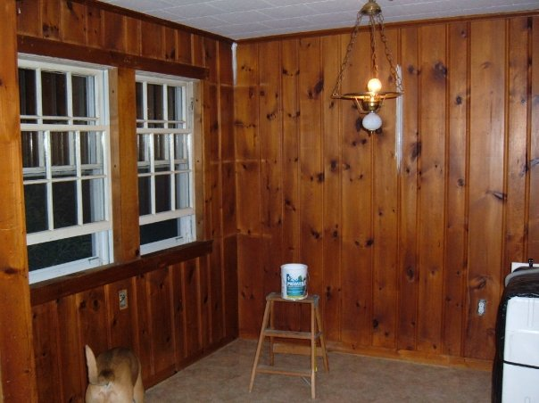 Old Knotty Pine Paneling Bing Images