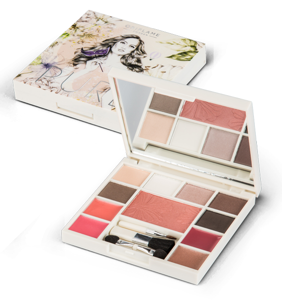 Jual Oriflame Pure Palette