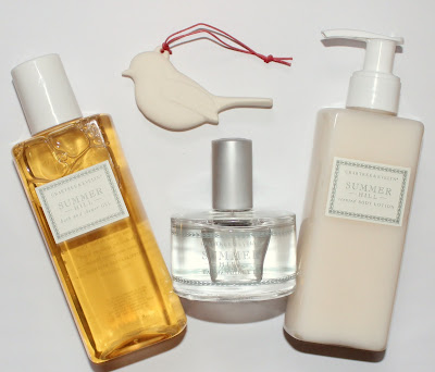 Crabtree & Evelyn Summer Hill Memory Makers Ultimate Gift Set