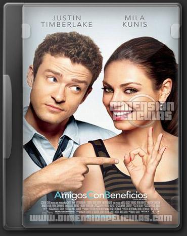 Amigos con Beneficio (BRRip Español Latino) (2011) (1 link)
