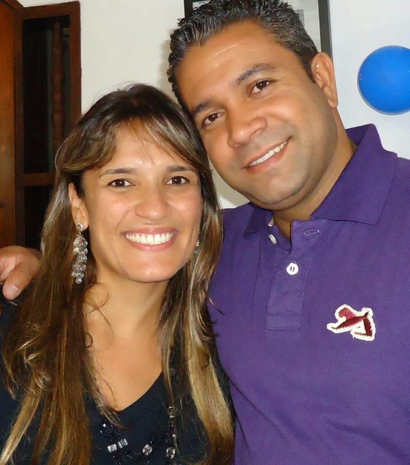 Sandra Reis e Adenilson Souza - Porta-Controle Personalizado