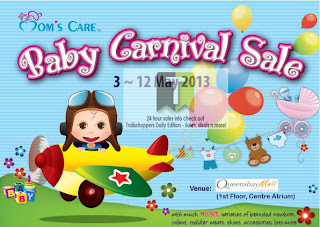 Mom's Care Baby Carnival Sale 2013