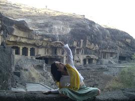 Cavernas de Ellora, Índia.
