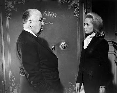 Hitchcock - Marnie, la ladrona