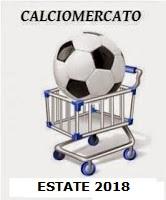 CALCIOMERCATO ESTATE 2018
