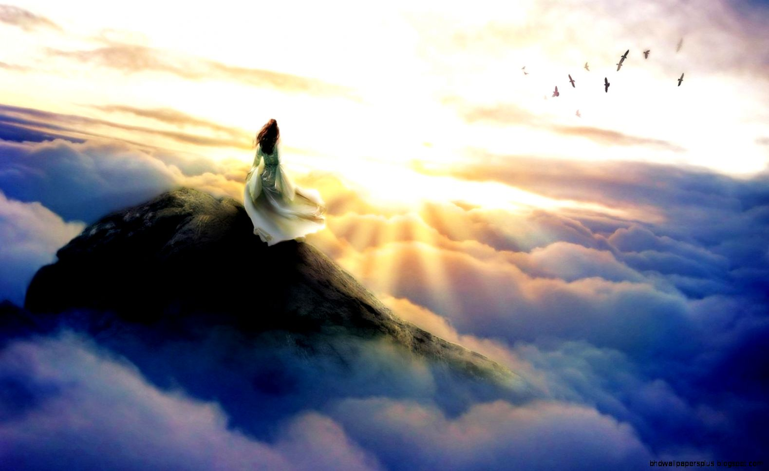 heavenly angels hd wallpapers - photo #23
