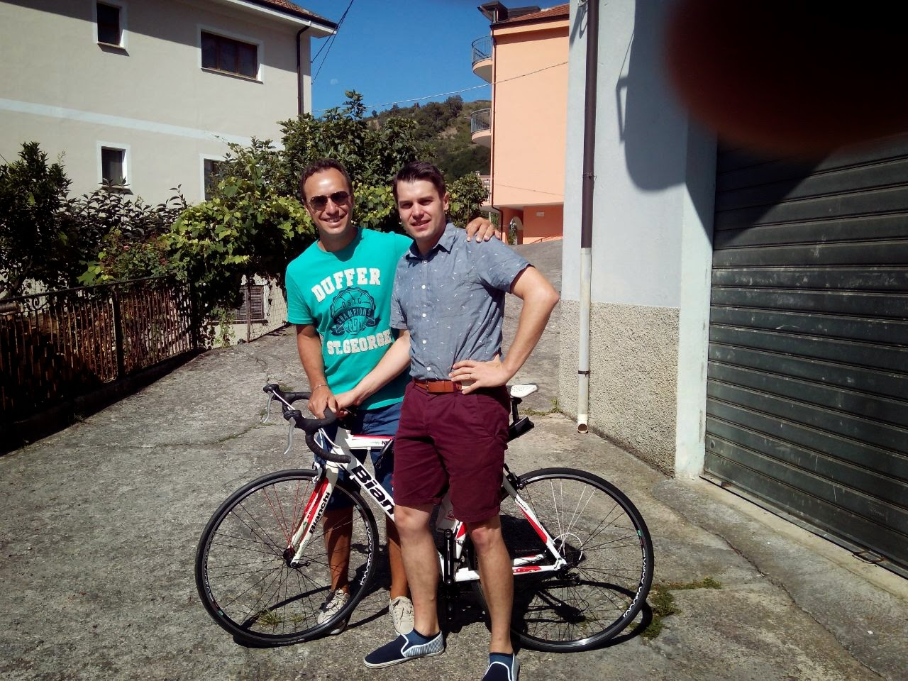 cycling calabria bike rental in cosenza