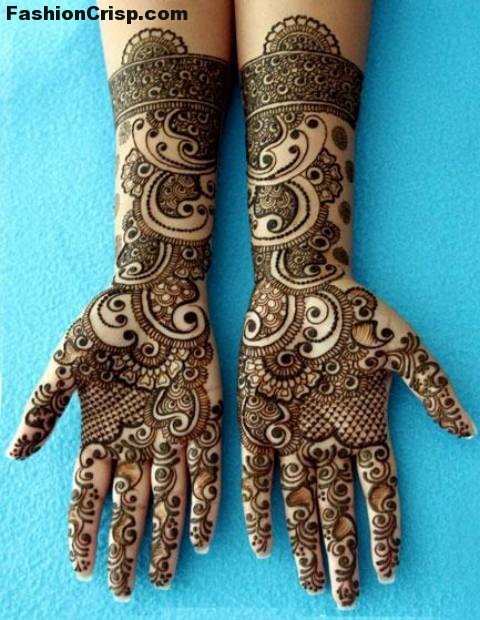 Eid Mehndi Designs 2012 Latest Collection 9 - Latest Mehandi Designs 2013