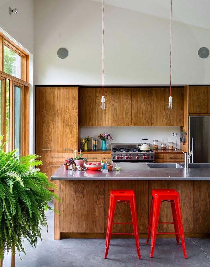 Banquetas e cadeiras tolix jeito de casa blog de decora o e arquitetura - Banquetas para cocina ...