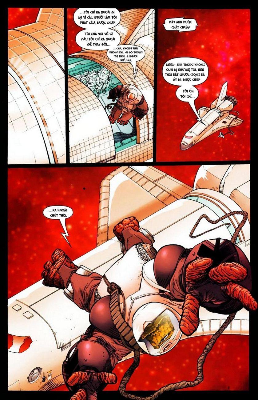 Ultimate Fantastic Four chap 15 - Trang 7