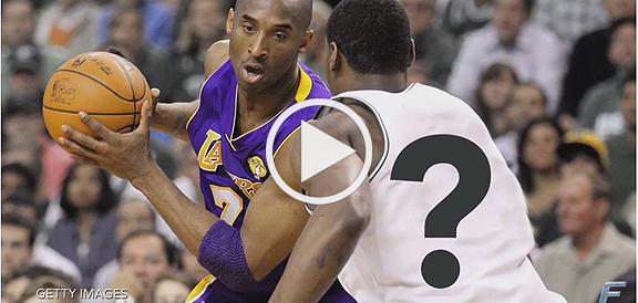 Kobe Bryant Reveals the One Player Capable of Stopping Him on Defense (VIDEO)