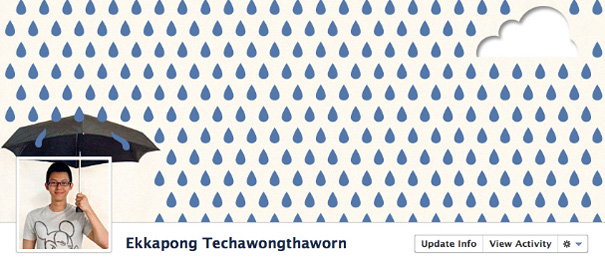 creative facebook profile covers