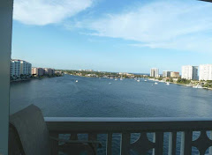 SOLD by Marilyn - BOCA INLET 2/2 with fabulous Lake Boca and Ocean views