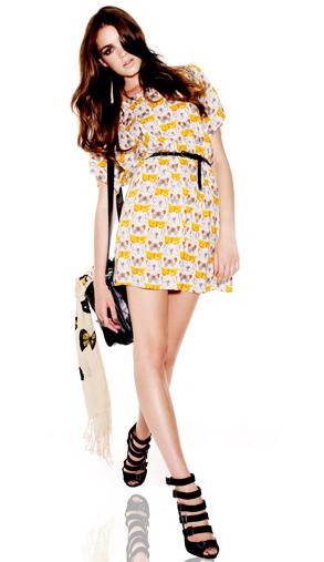 vestidos verano 2011 Stradivarius