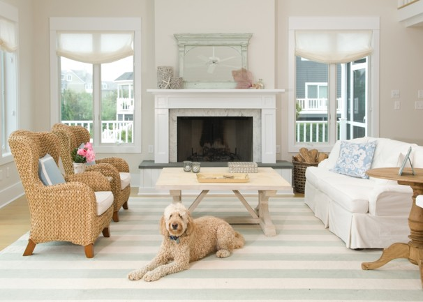 ... Inspirations on the Horizon: Perfect Furniture for Beach House Living