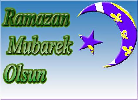 ramazan mubarek olsun
