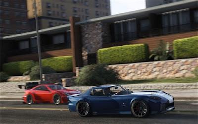 Grand Theft Auto V (GTA 5) Full Version for PC