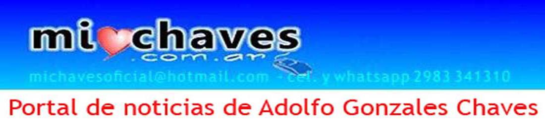 - Portal de noticias de Adolfo Gonzales Chaves