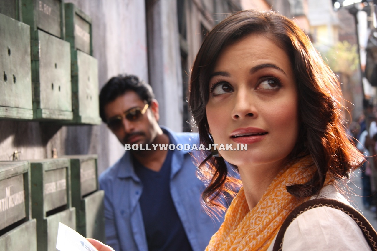 Dia Mirza Paanch Adhyay Movie Still - Dia Mirza Paanch Adhyay Movie Stills