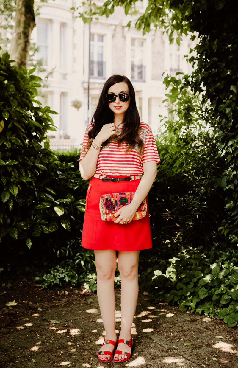 notting hill street style summer